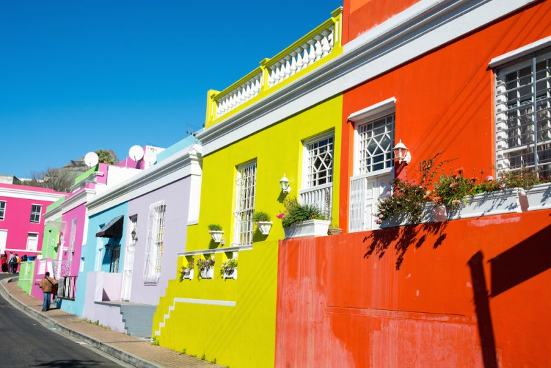 Highlights in Kapstadt: Bo-Kaap