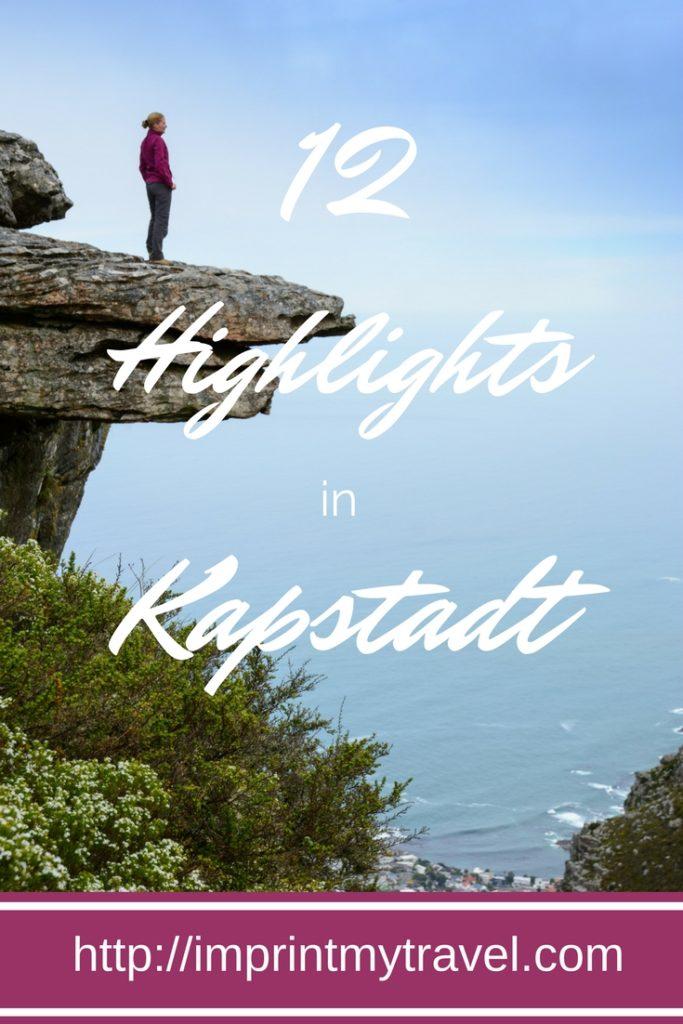 Meine Kapstadt Highlights