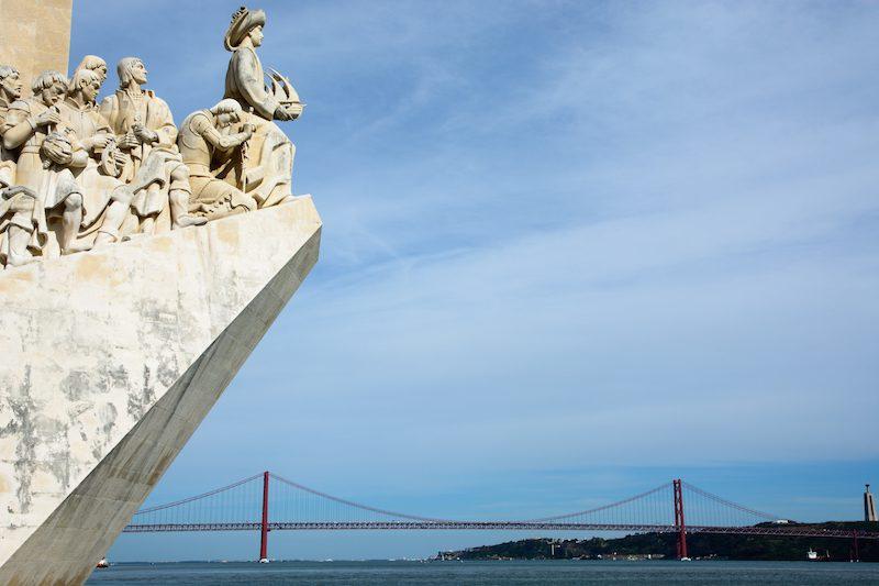 Städtereise Lissabon: Padrão dos Descobrimentos