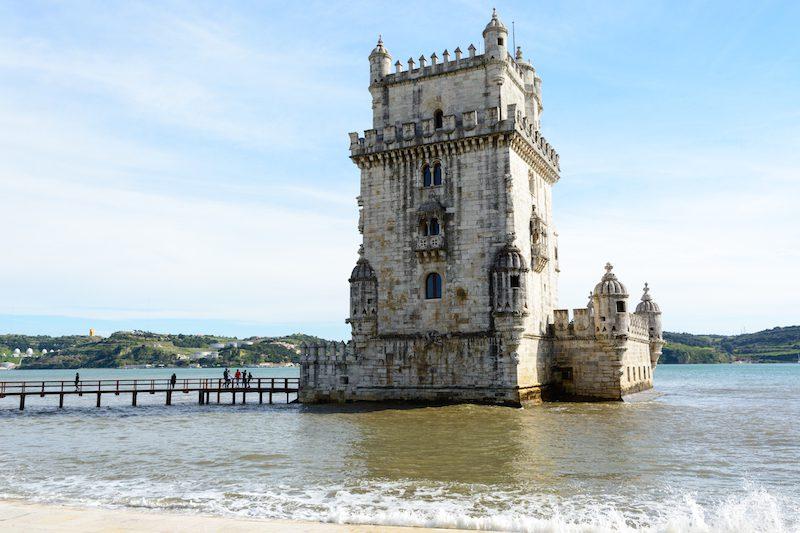 Städtereise Lissabon: Torre de Belem