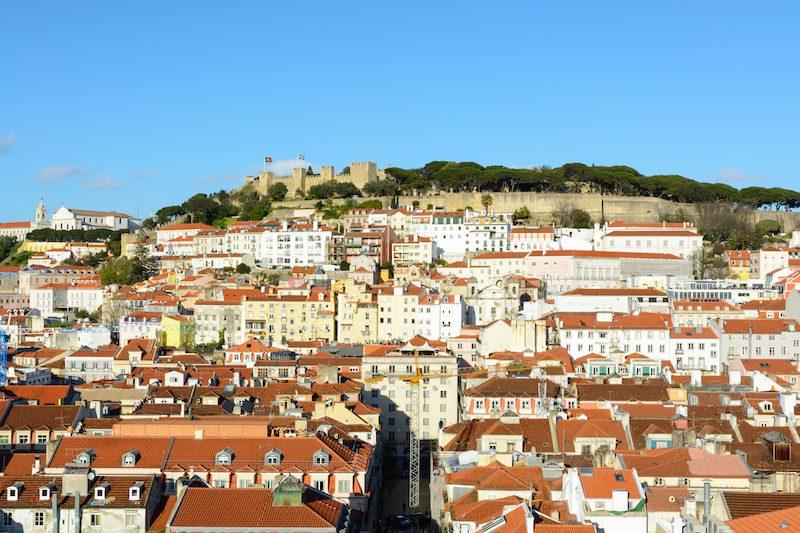 Städtereise Lissabon: Altstadt