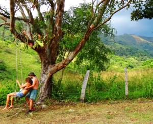 Die Natur rund um das Hostel La Finca