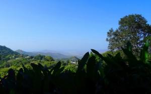 Aussicht auf Santa Marta
