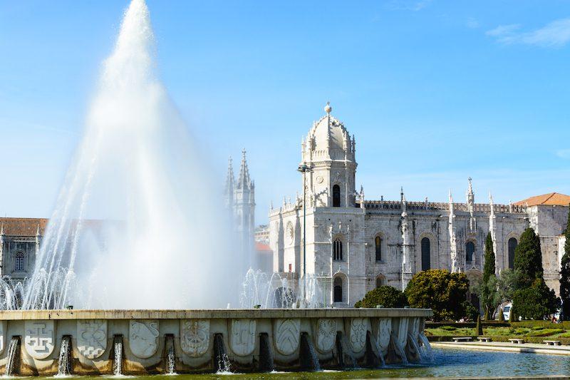 Städtereise Lissabon: Mosteiro dos Jerónimos