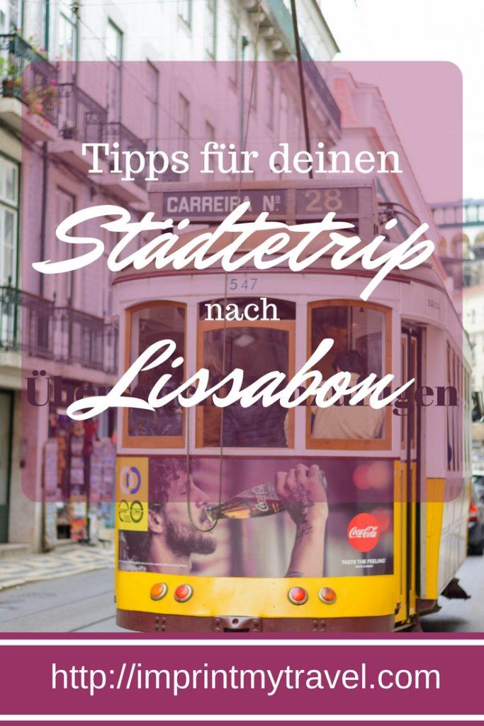 Meine Tipps für deine Städtereise nach Lissabon