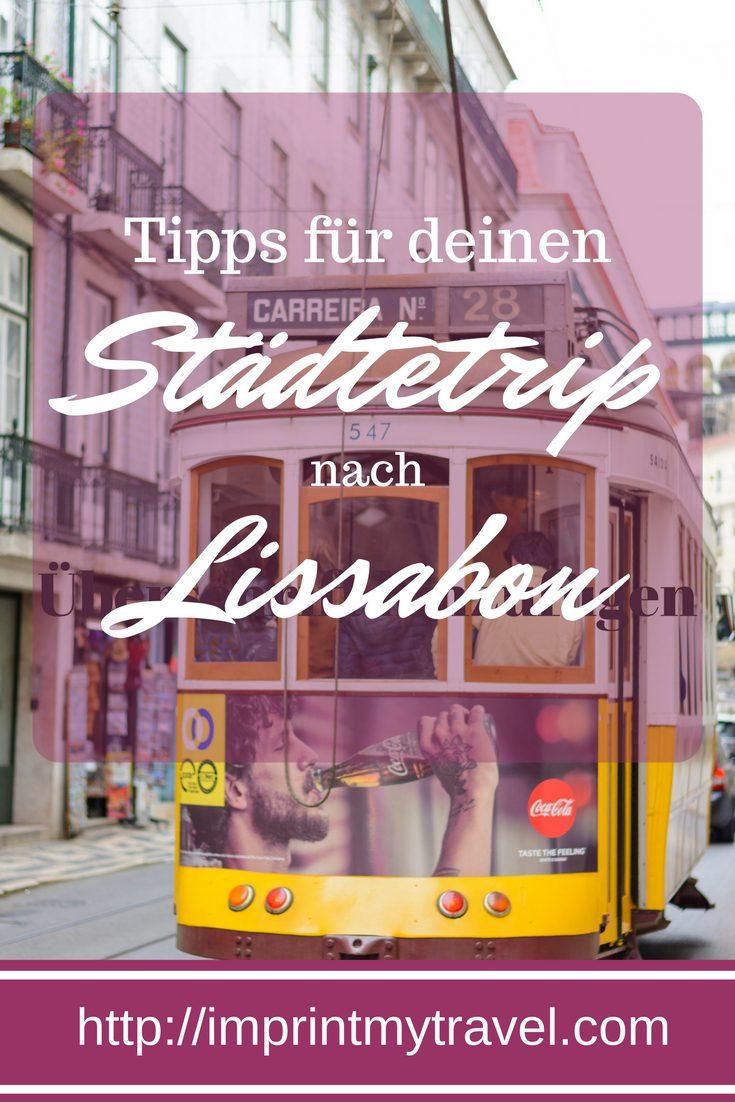 Tipps für deinen Städtetrip nach Lissabon