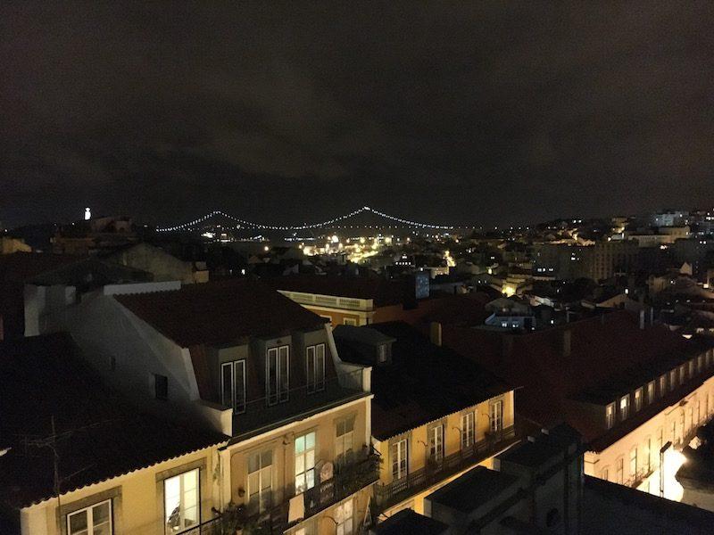Lissabon: Roof-Top Bar Parks