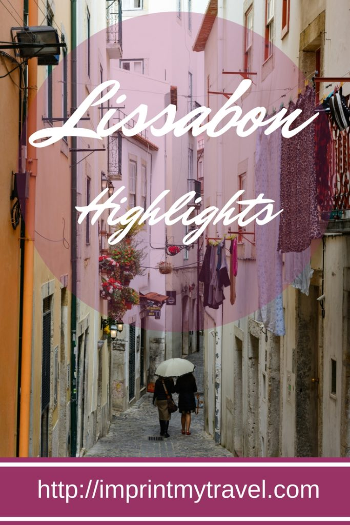 Meine Lissabon Highlights