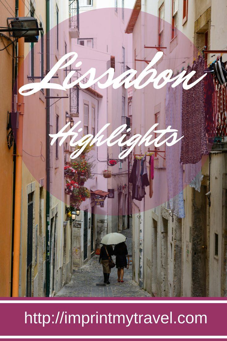 Meine Lissabon Highlights