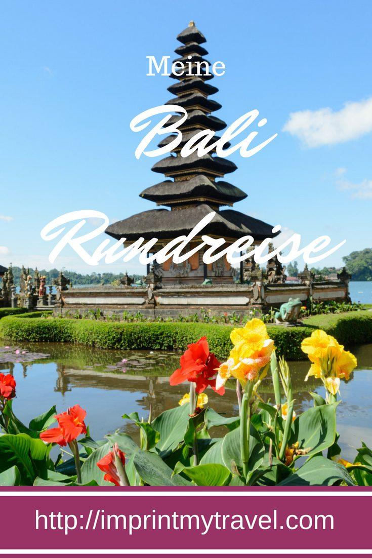Meine Bali-Rundreise