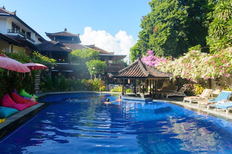 Bali-Rundreise: Ari Putri Hotel in Sanur