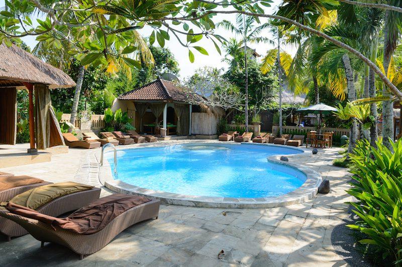 Bali-Rundreise: Saren Indah Hotel in Ubud