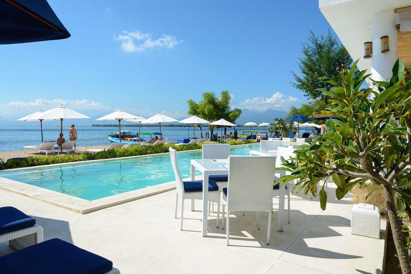 Bali-Rundreise: Seri Resort auf Gili Meno