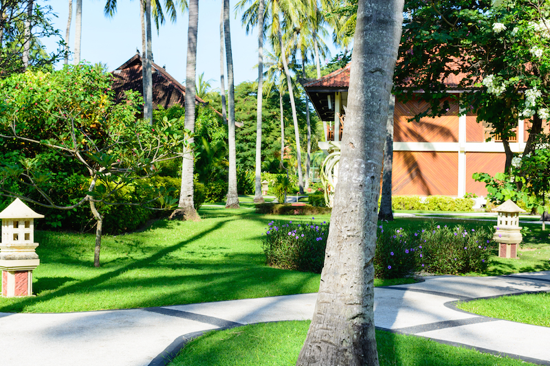 Lombok-Rundreise: Kila Senggigi Beach Hotel, Lombok