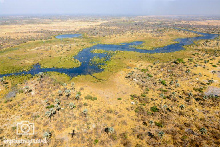 Fotografieren auf Safari Landschaft