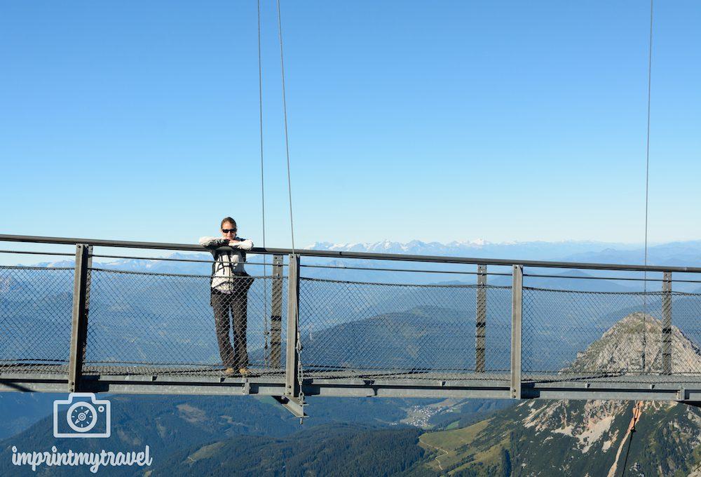 Urlaub in Österreich: Dachstein