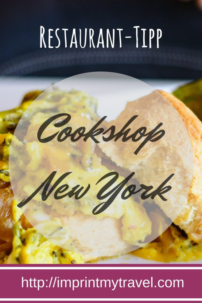 Restaurant-Tipp New York: Das Cookshop