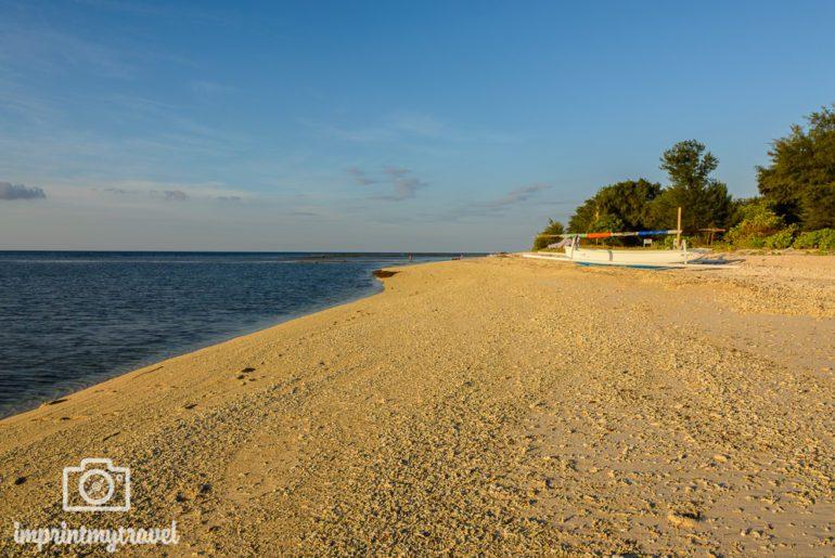 Gili-Meno-Strand