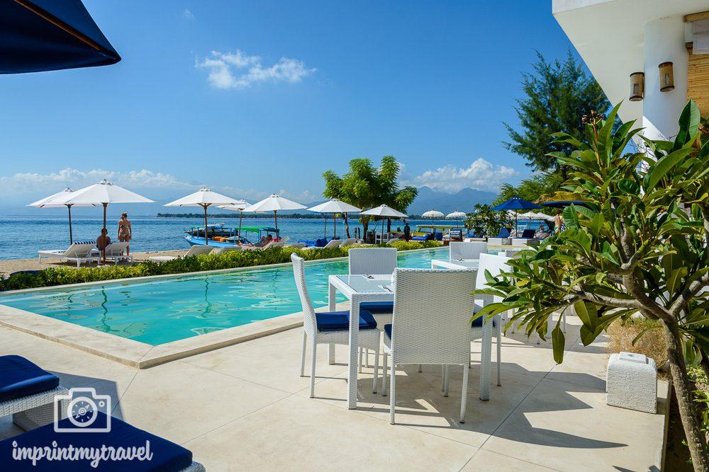 Gili Meno Hotel Seri Resort