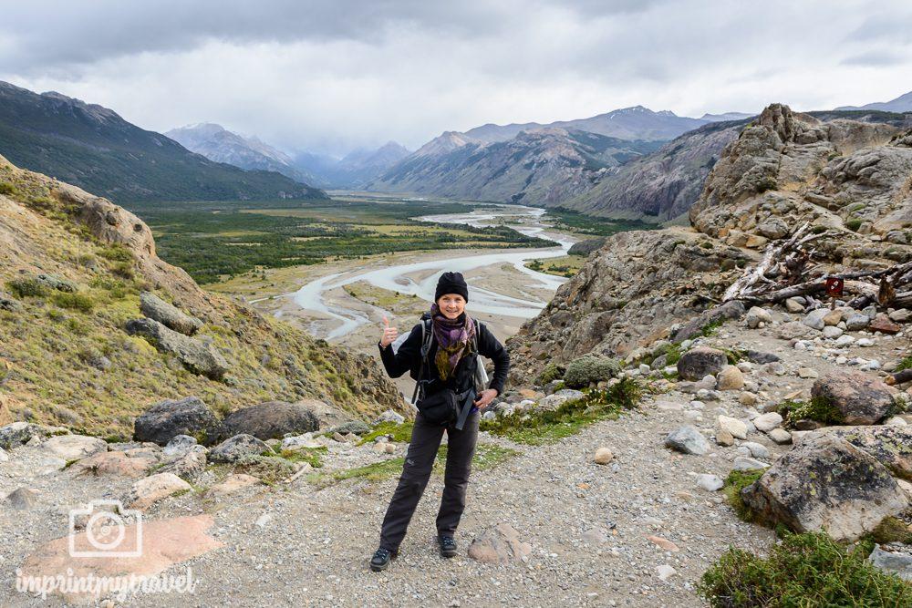 Patagonien Packliste, Kleidung und Schuhe