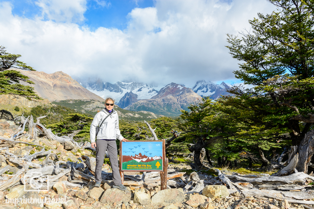 Patagonien Highlights, Fitz Roy Viewpoint