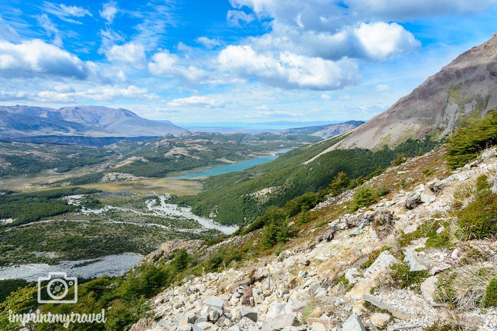 Patagonien Bilder: Aufstieg zur Laguna de los Tres