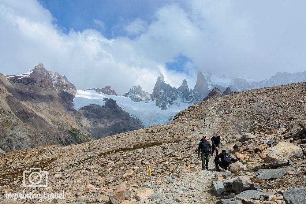 Patagonien Highlights: Laguna de los Tres,