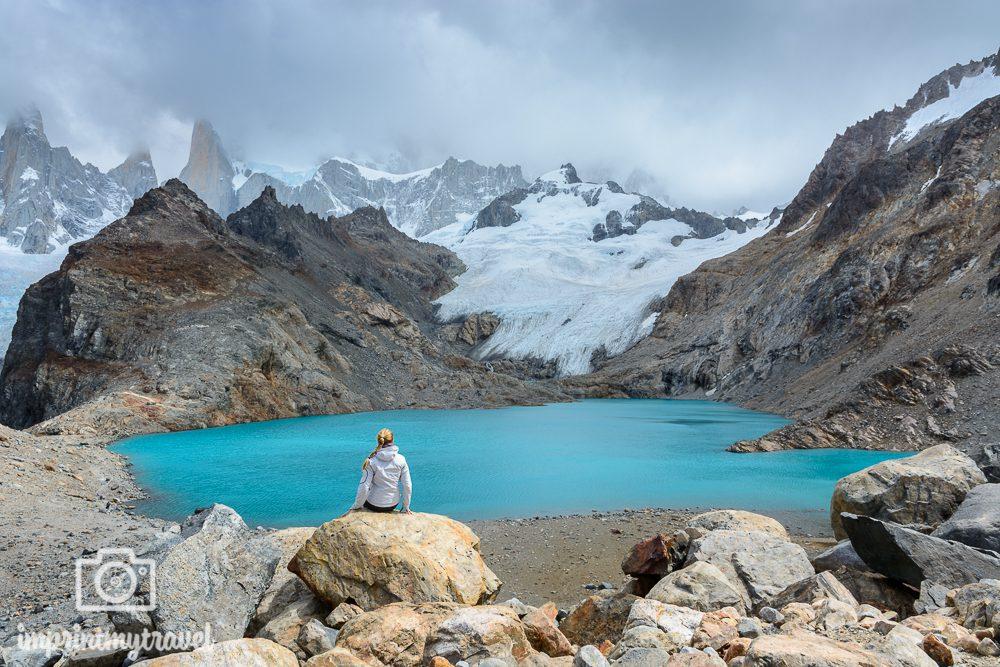 Patagonien Rundreise: Laguna de los tres
