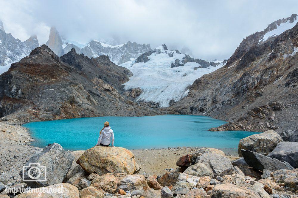 Patagonien Bilder: Laguna de los Tres