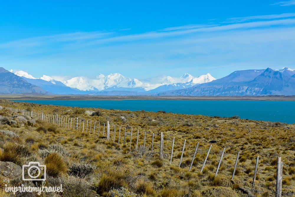 Patagonien Bilder: Patagonische Steppe