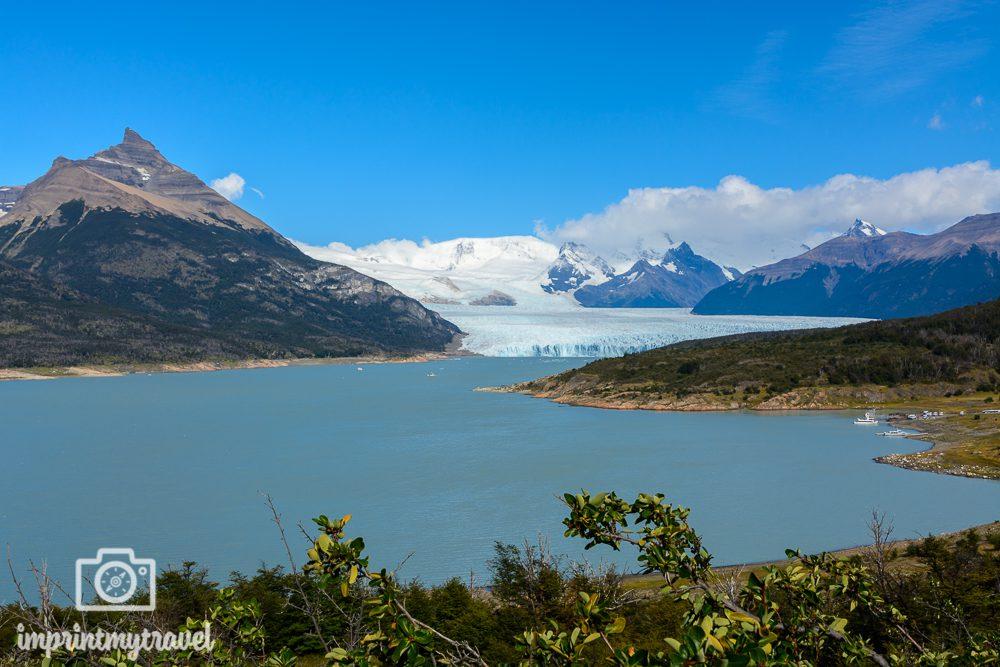 Patagonien Highlights, Perito Moreno Gletscher