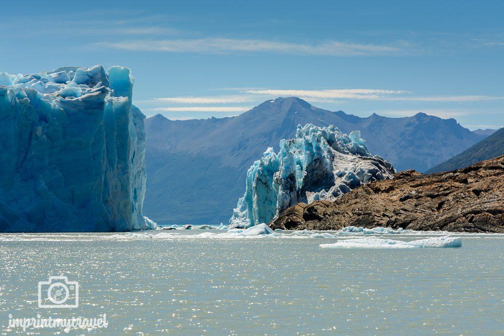 Patagonien Highlights, Perito Moreno Gletscher, Bootsfahrt