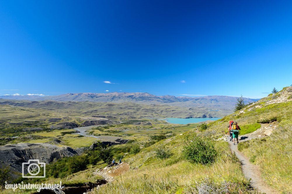"""Das """"W-Trekking"""" im Torres del Paine Nationalpark"""