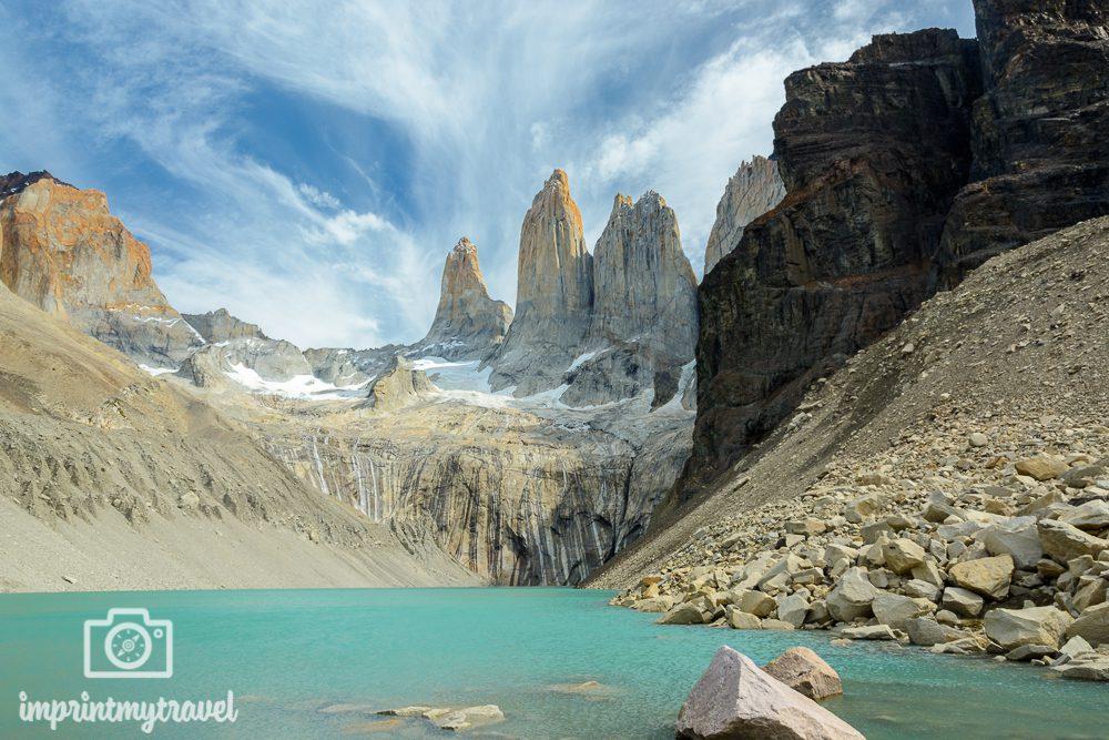 Patagonien Bilder: Base de las Torres