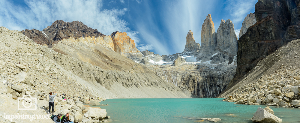 Patagonien Highlights Base de las Torres