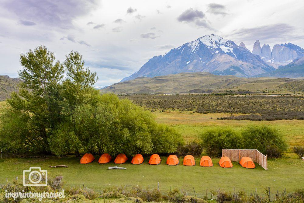 Patagonien Highlights Zelten