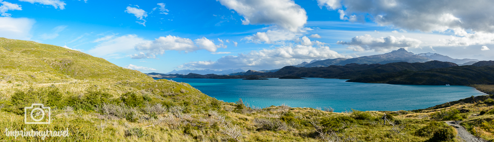 W-Trekking Torres del Paine: Lago Pehoé