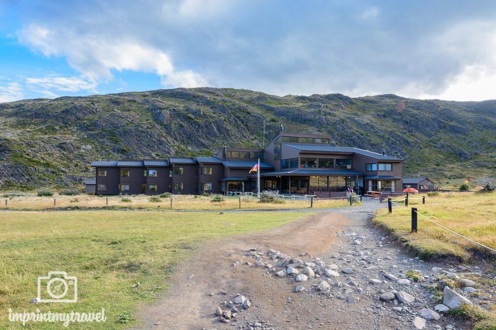 Patagonien Rundreise: Refugio Paine Grande