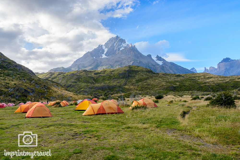 Patagonien Highlights Refugio Paine Grande