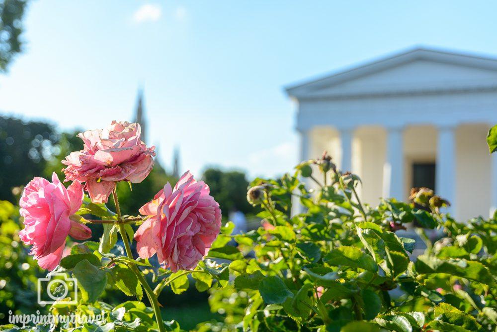 Die besten Fotolocations in Wien, Volksgarten