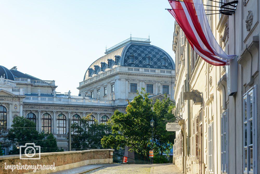 Die besten Fotolocations in Wien, Mölkerbastei