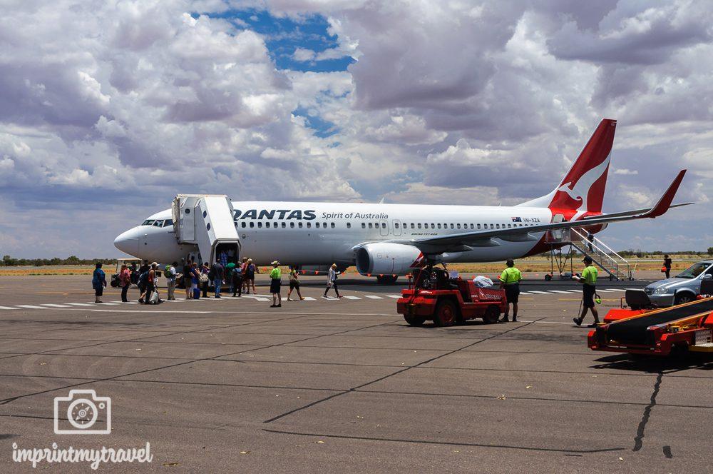 Australien- Rundreise planen: Inlandsflüge