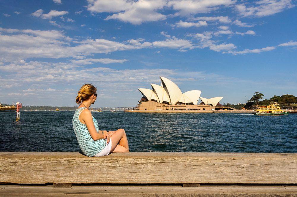 Australien- Rundreise als Berufstätige