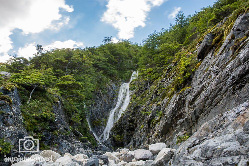Fotografieren mit Graufilter, Wasserfall