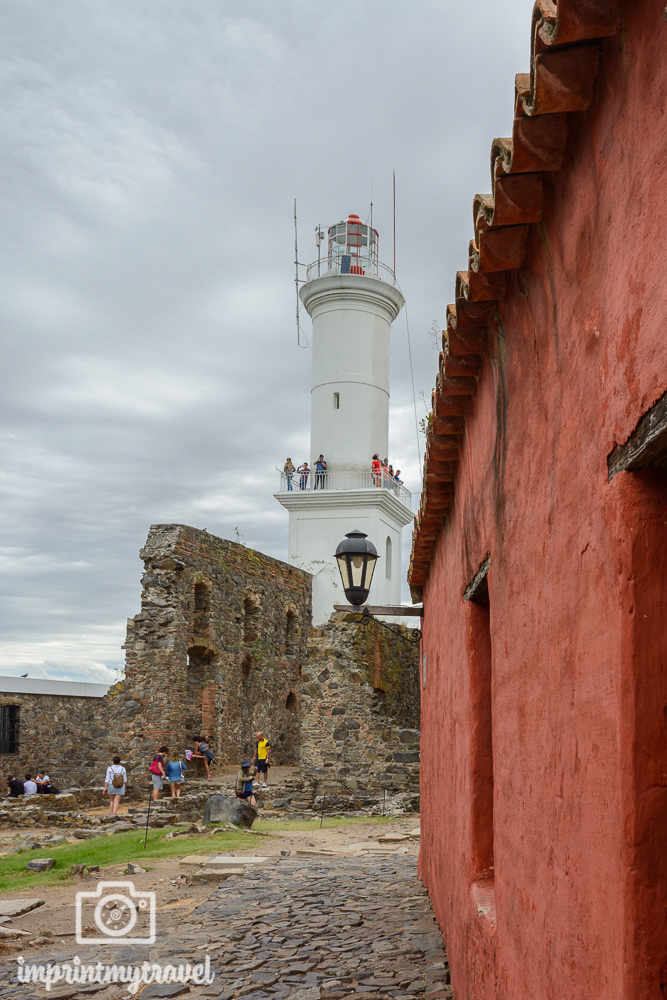 Tagesausflug nach Colonia del Sacramento: der Leuchtturm