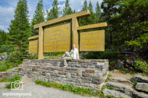 USA & Kanada Roadtrip Icefields Parkway