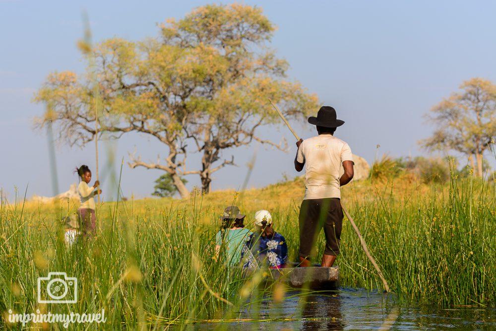 Okavango Delta Safari: Mokoro