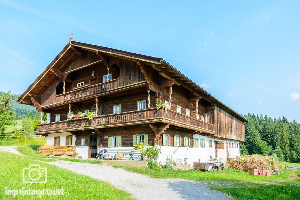 KAT Walk Kitzbüheler Alpen Tirol Erbhof