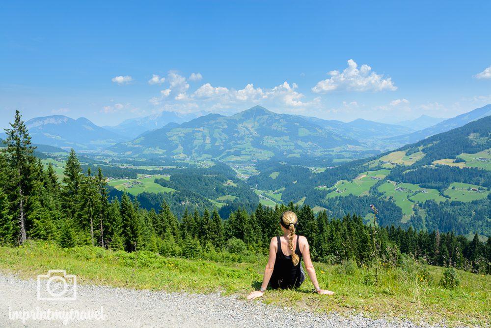 KAT Walk Kitzbüheler Alpen Tirol Aussicht