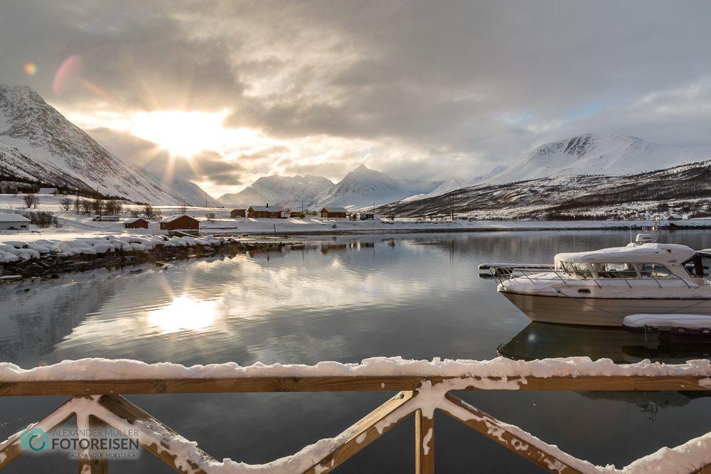 Fotoreise Nordlichter Norwegen Lyngenfjord